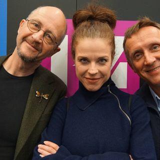 Göran Everdahl, Jessika Gedin och Per Naroskin