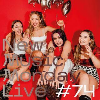 New Music Monday Live #74