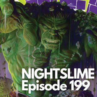 S04E49 [199]: Nieśmiertelny Hulk. Slasher, body horror, Marvel w szczytowej formie
