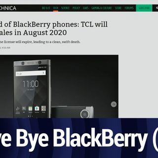 Saying Goodbye to BlackBerry Phones | TWiT Bits