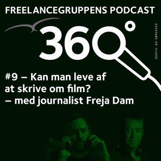 # 09 Kan man leve af at skrive om film? Med journalist Freja Dam