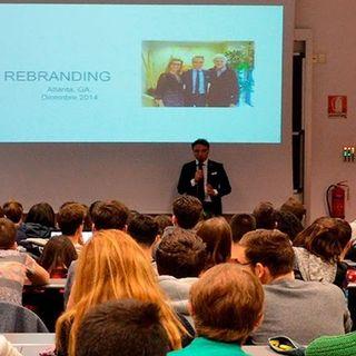Università Milano Bicocca, Case History RiFRA, intervento di Matteo Rivolta.