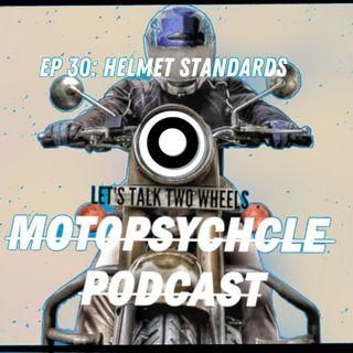DOT ECE SNELL IS Vs FIM Helmet Safety Standards I Episode 30
