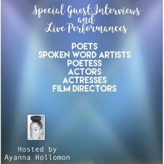 COMING TO THE STAGE: HOST AYANNA HOLLOMON :FEATURING HALLE MAJ