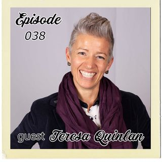 The Cannoli Coach: The formula is simple: IQ+EQ=TQ w/ Teresa Quinlan | Episode 038