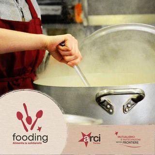 Arci Torino - Il progetto Fooding alimenta la solidarietà