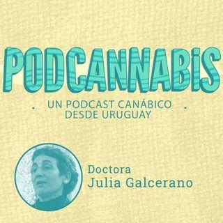 Podcannabis / Entrevista a Julia Galcerano sobre Endocanabinologia
