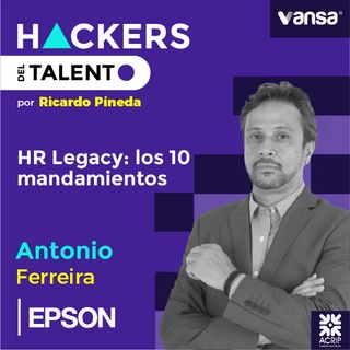 066. HR Legacy: los 10 mandamientos- Antonio Ferreira (Epson)  -  Lado A