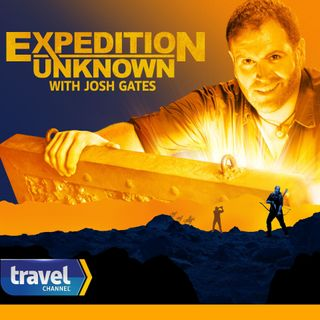 Josh Gates From Expedition Uknown