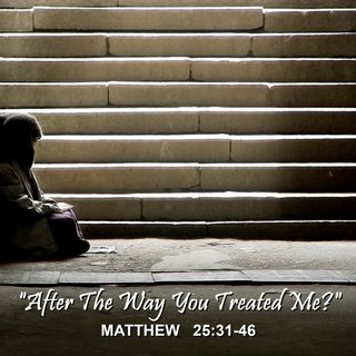"1-12-20  MESSAGE - ""After The Way You Treated Me?"""