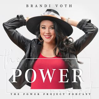 Power Project Episode #68:  The Power Within with Lt. Kellie Hall