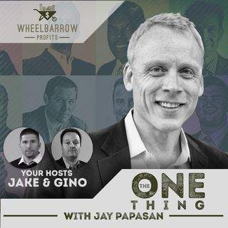 The One Thing with Jay Papasan
