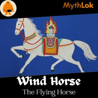 Wind Horse : The Flying Horse