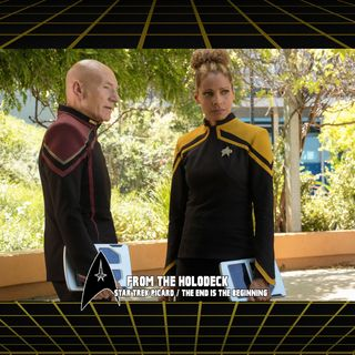 Star Trek: Picard Edition – 1.3 'The End is the Beginning'