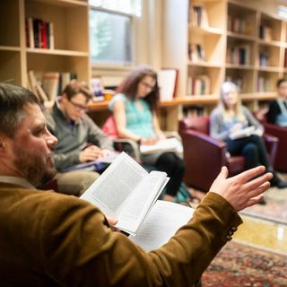 Adult Catechetics Class #1