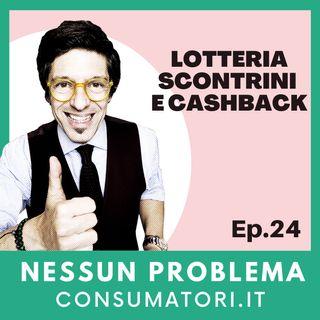 Lotteria scontrini e cashback
