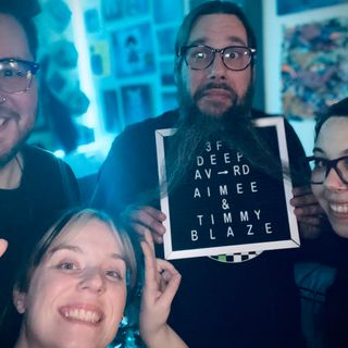 3FT Deep| EP. 100 | BonerNeck and Blaze (feat. Timmy and Aimee Blaze)