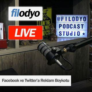 #001 Büyük Markalardan Facebook ve Twitter İçin Reklam Boykotu