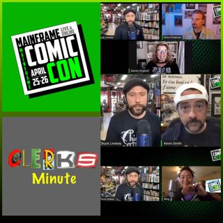 Special: Mainframe Comic Con Panels (Brian O'Halloran, Marilyn Ghigliotti, Kevin Smith & Ming Chen hosted by Chuck Lindsey)