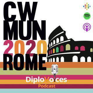 EP.9 CWMUN Rome 2020