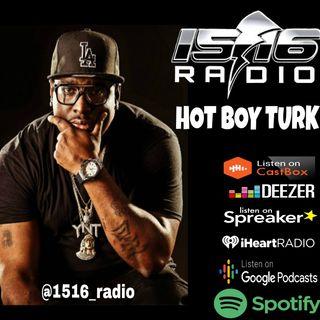 Hot Boy Turk live on 1516 Radio