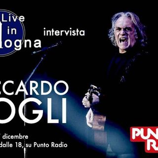 Intervista a Riccardo Fogli (16/12/2016)