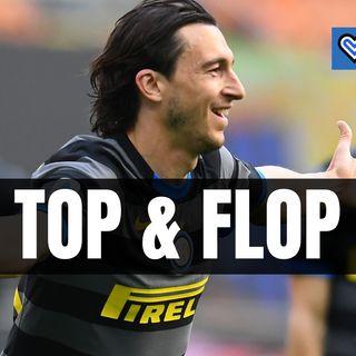 I Top&Flop di Inter-Verona: super Darmian, Eriksen e Barella rimandati