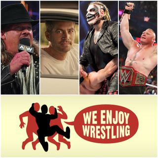 Ep 68 - You Got a Fiend in Me (Extreme Rules Recap + Furious 7 Chat)