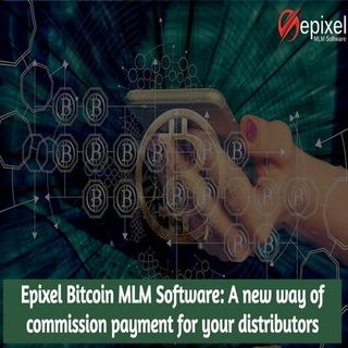 Epixel Bitcoin MLM Software