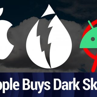 Apple Buys Hyperlocal Weather App Dark Sky | TWiT Bits