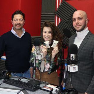 Caffè Italia Show - Il caffè, l'ottava meraviglia del mondo, lo dimostra Francesco Buompane titolare di Caffè Latino UK