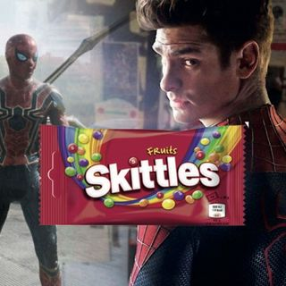 NoWayHome: trailer release date … skittles and more..