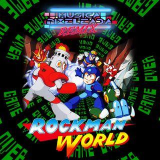 Mega Man: Dr. Wily´s revenge (Rockman World) (Gameboy)