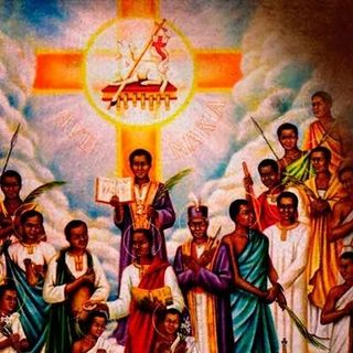 San Carlos Lwanga y compañeros mártires