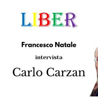 Francesco Natale intervista Carlo Carzan   Un gioco da ragazzi!   Liber – pt.8