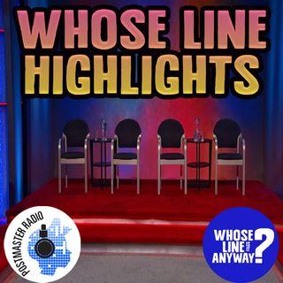 Whose Line Highlights