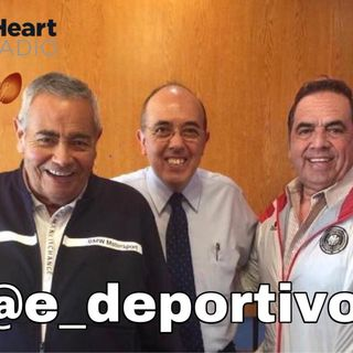 Risas cien por ciento garantizadas en Espacio Deportivo de la Tarde 18 de Julio 2019