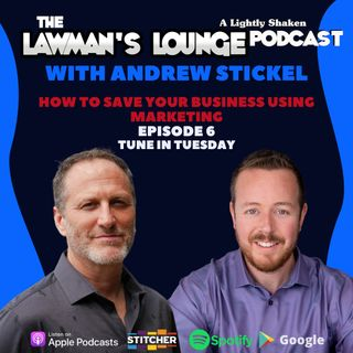 How to Save Your Business Using Marketing with Andrew Stickel
