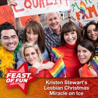 FOF #2915 - Kristen Stewart's Lesbian Christmas Miracle on Ice