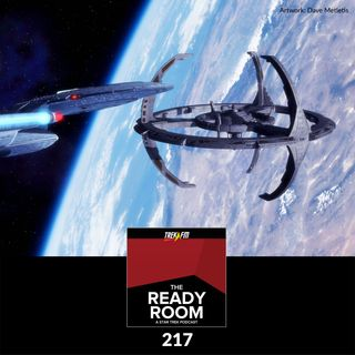 The Ready Room : 217: Doctor T and His Files