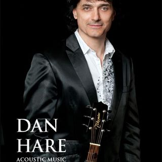 Dan Hare - entertainer, impersonator, acclaimed musician
