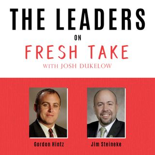 The Leaders: Jim Steineke & Gordon Hintz
