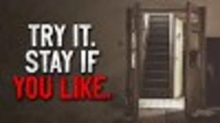 """""""TRY IT. STAY IF YOU LIKE"""" Creepypasta"""