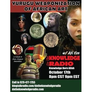 Queen Afi Ese- Yurugu's Weaponization of African Art