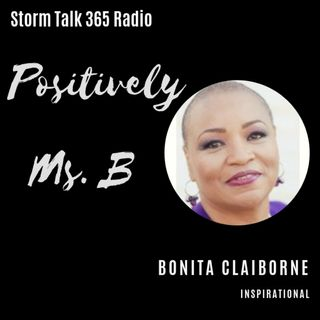 "Positively Ms.B - Guest Minister Raleigh Thornton "" Setting The Captives Free"""