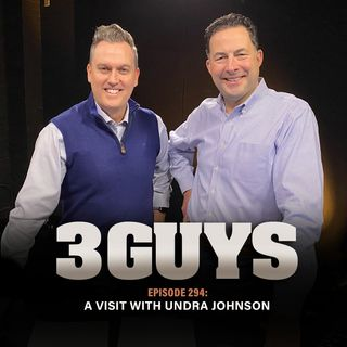 A Visit With Undra Johnson  - Episode 294