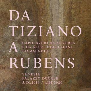Da Tiziano a Rubens: le sale.