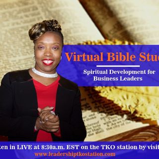 Virtual Bible Study: Romans 2:1-16 (Topic: Righteousness)