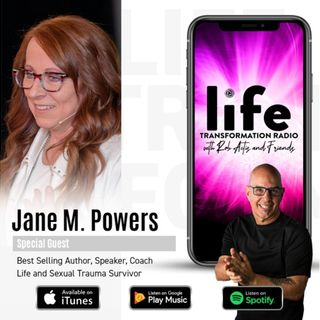 Moving Beyond The Edge With Jane M Powers