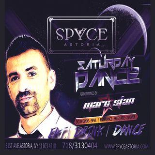 "LIVE FROM ""SPYCE"" club Astoria, New York"